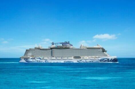 Il suo nome è Prima: la nuova classe di navi Norwegian Cruise Line