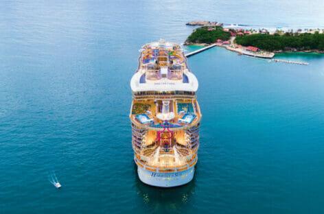 Royal Caribbean torna anche in Italia