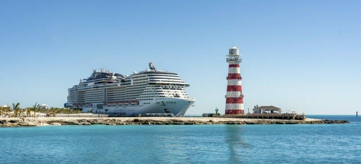Msc Crociere torna a navigare dagli States
