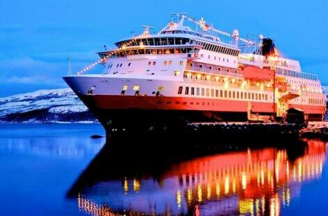 Terza nave ibrida per Hurtigruten, che riparte da Amburgo