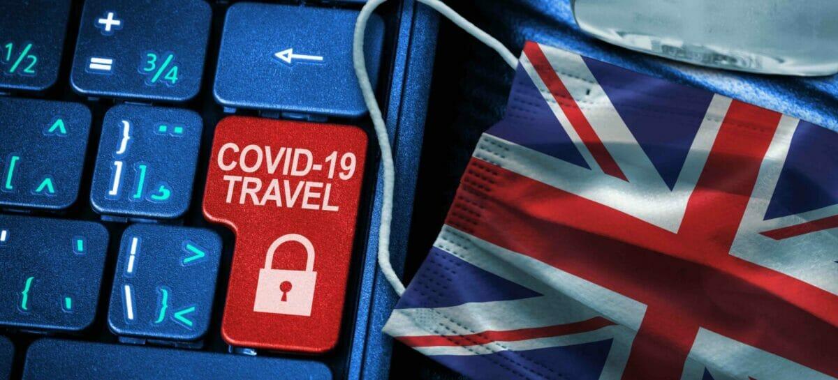Viaggi in Gran Bretagna, le regole d'ingresso aggiornate
