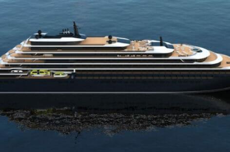 Evrima, lo yacht super lusso di Ritz-Carlton debutterà nel 2022