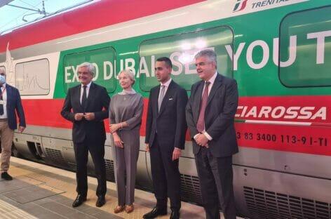 Expo Dubai, Fs partecipa con un viaggio immersivo nel Padiglione Italia