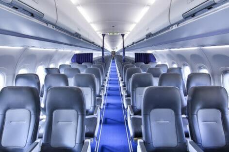 Lufthansa presenta l'A321neo e la sua Airspace Cabin