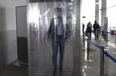 Lo scalo di Bergamo ottiene la certificazione Airport Health Accreditation