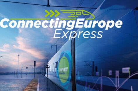 Il sogno delle ferrovie senza frontiere: a Roma il Connecting Europe Express