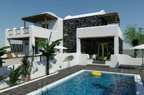Hilton sbarca a Santorini con il brand Curio Collection
