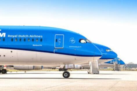 Klm torna a volare sugli Stati Uniti dal 7 dicembre