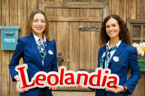 Lavorare nel turismo, Leolandia apre le selezioni del personale