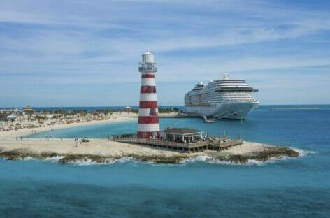 Msc Crociere, riparte ai Caraibi l'11ª nave della flotta