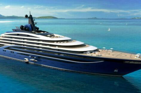 Somnio, ecco lo yacht più grande del mondo