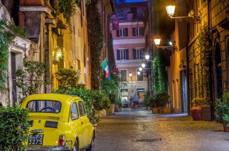 Gruppo Una, doppio opening nel centro storico di Roma