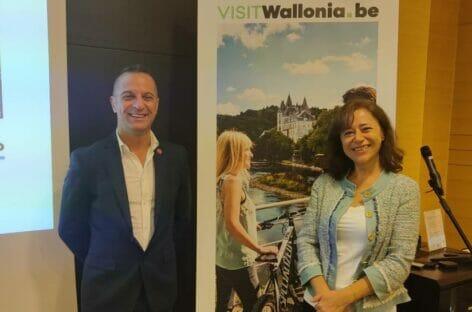 Il rilancio della Vallonia tra eventi live e rebranding