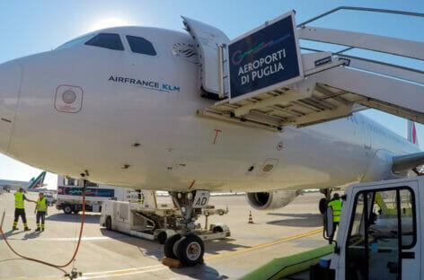 Air France volerà da Parigi a Bari anche in inverno