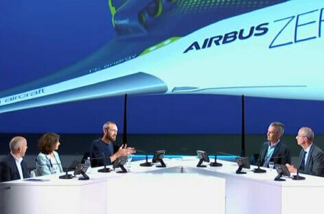 Il sogno di Mr. Airbus: «Aerei a idrogeno entro il 2035»