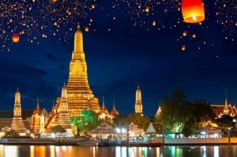 E da ottobre anche Bangkok riapre ai turisti vaccinati