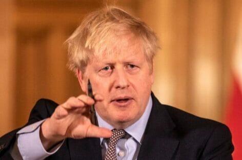 Gran Bretagna verso la fine dello stato d'emergenza
