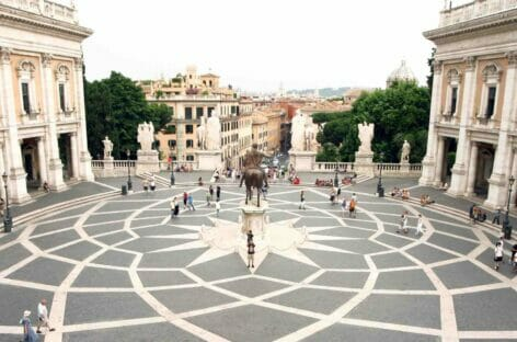 Un'agente di viaggi per Roma: Falchetti in corsa per il Campidoglio