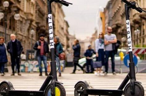 Helbiz partecipa alla Settimana Europea della Mobilità dal 16 al 22 settembre