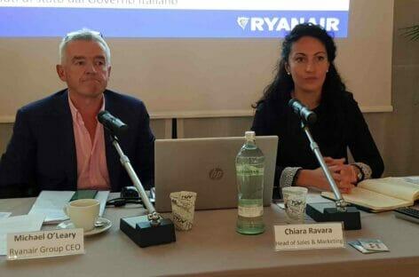 «Brand Alitalia? No, grazie»: Ryanair mostra i muscoli